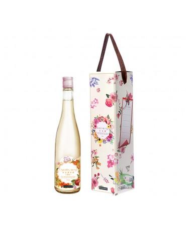 【漆寶】《花果椿妝》禮盒│濃縮-桂花蘋果醋