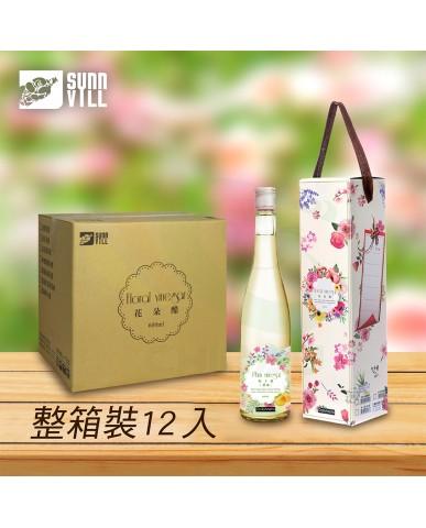【漆寶】《花果椿妝》禮盒│濃縮-梅子醋
