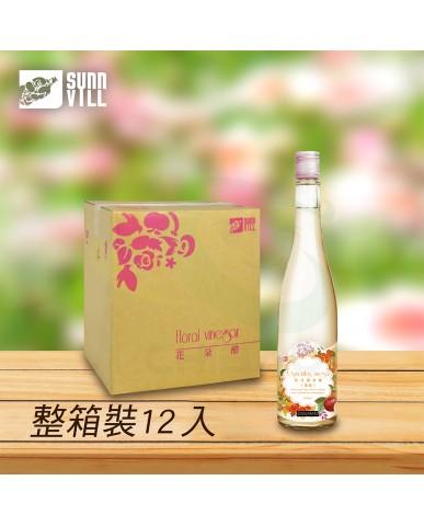 【漆寶】《花果椿妝》濃縮-桂花蘋果醋