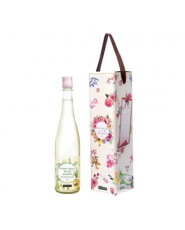 【漆寶】《花果椿妝》禮盒│即飲-蜂蜜檸檬草醋