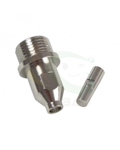 【漆寶】Haupon合鵬 4.0mm噴嘴針頭組 (電動噴槍TM-71專用)