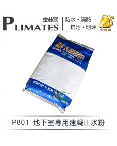 【漆寶】金絲猴│地下室專用速凝止水粉P-801