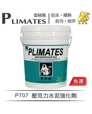 【漆寶】金絲猴│壓克力水泥強化劑P-707