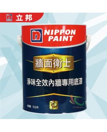 【漆寶】立邦漆 牆面衛士淨味全效內牆專用底漆