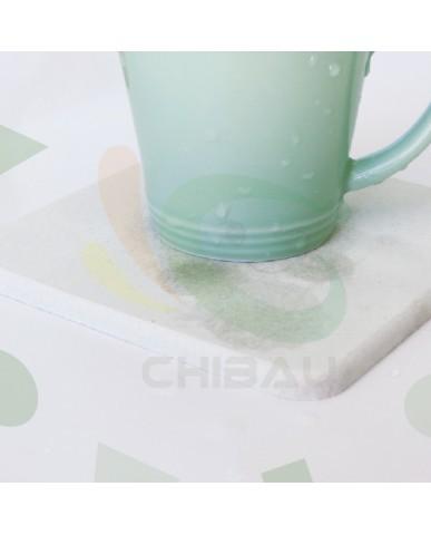 【漆寶】森呼吸矽藻土吸水杯墊