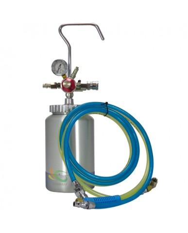 【漆寶】AT-2E壓力罐 (附2米雙胞胎管)
