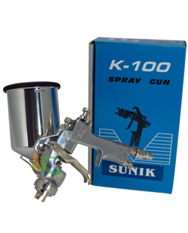 【漆寶】SUNIK K-100 噴槍