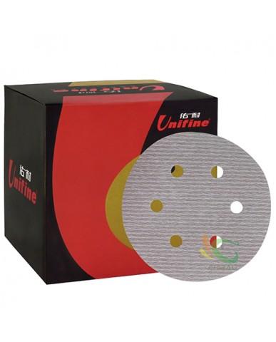 【漆寶】佑耐乾式研磨砂紙1066C-圓形 (研磨機8545V-6用)