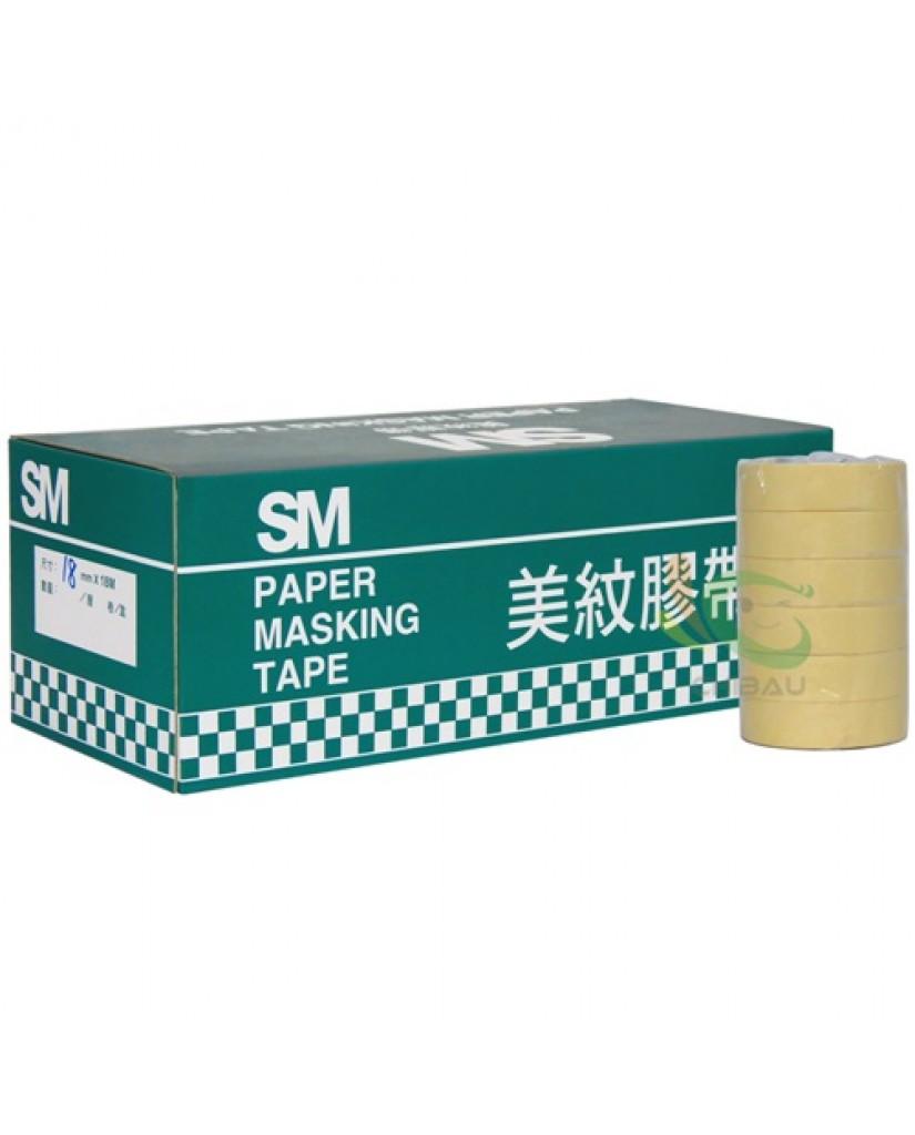 【漆寶】SM美紋膠帶 外牆專用